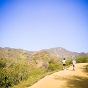 Hike in Santa Monica Mountains